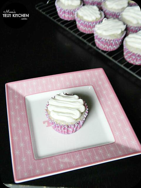 Grape Soda Cupcakes | www.momstestkitchen.com | #desserts