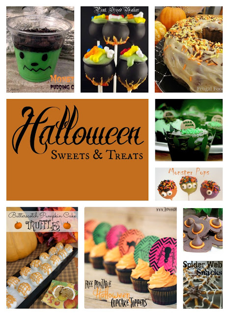 A Halloween Sweet & Treats Round-Up | www.momstestkitchen.com