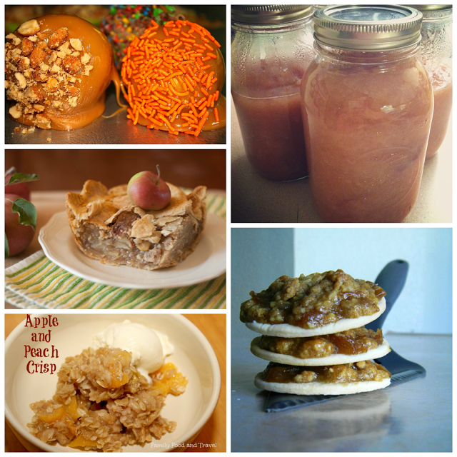 Wonderful Food Wednesday Features ~ Apple Edition