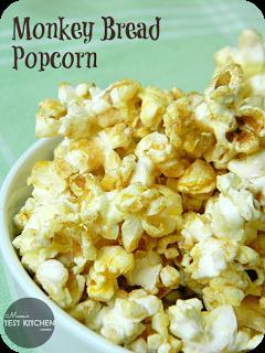 Monkey Bread Popcorn | www.momstestkitchen.com