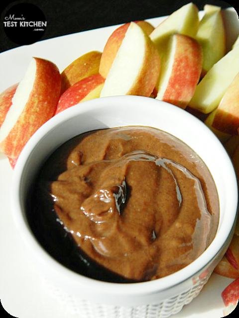 Mom's Test Kitchen: Nutella Yogurt Dip