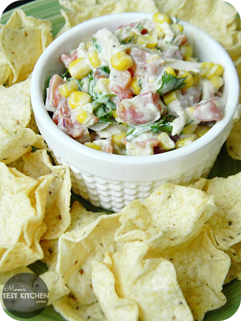 Mom's Test Kitchen: Southwestern Chicken Salad