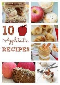 10 Appletastic Recipes