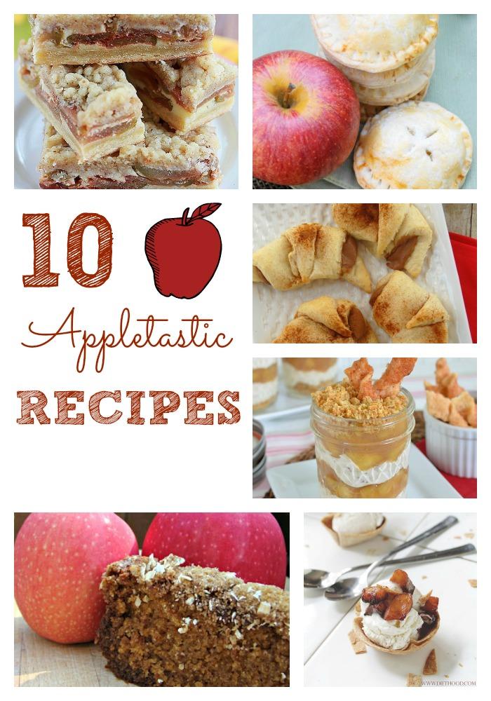 10 Appletastic Recipes