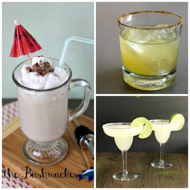 Wonderful Food Wednesday Features ~ Drinks