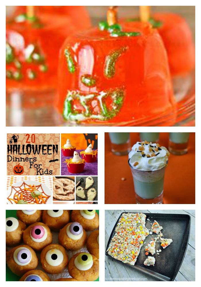 Wonderful Food Wednesday Features: Halloween
