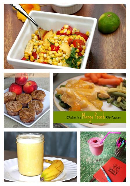 Wonderful Food Wednesday Week #58 Features