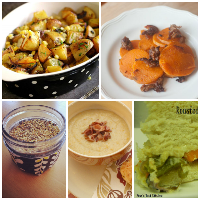 Wonderful Food Wednesday Host Features: Potatoes