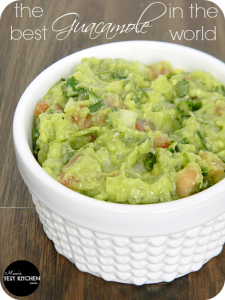 Best Guacamole in the World | www.momstestkitchen.com | #SecretRecipeClub