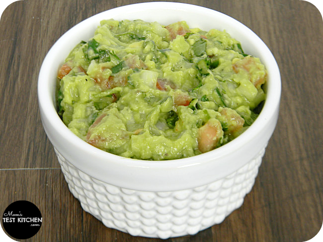 The Best Guacamole in the World | www.momstestkitchen.com | #SecretRecipeClub