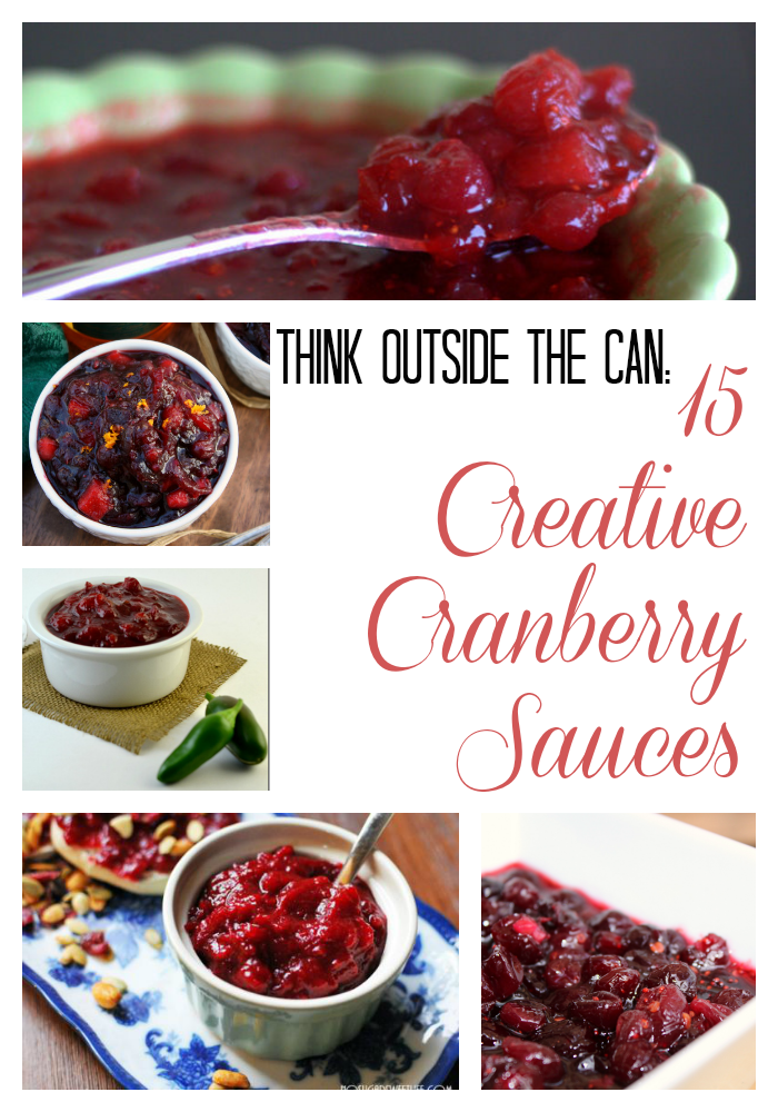 15 Creative Cranberry Sauce Recipes