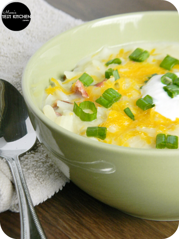Loaded Potato Soup #OreIdaHashbrn #shop #cbias