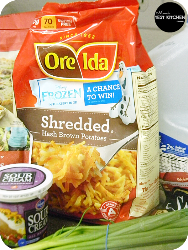Ore Ida Shredded Hash Browns #OreIdaHashbrn #shop #cbias