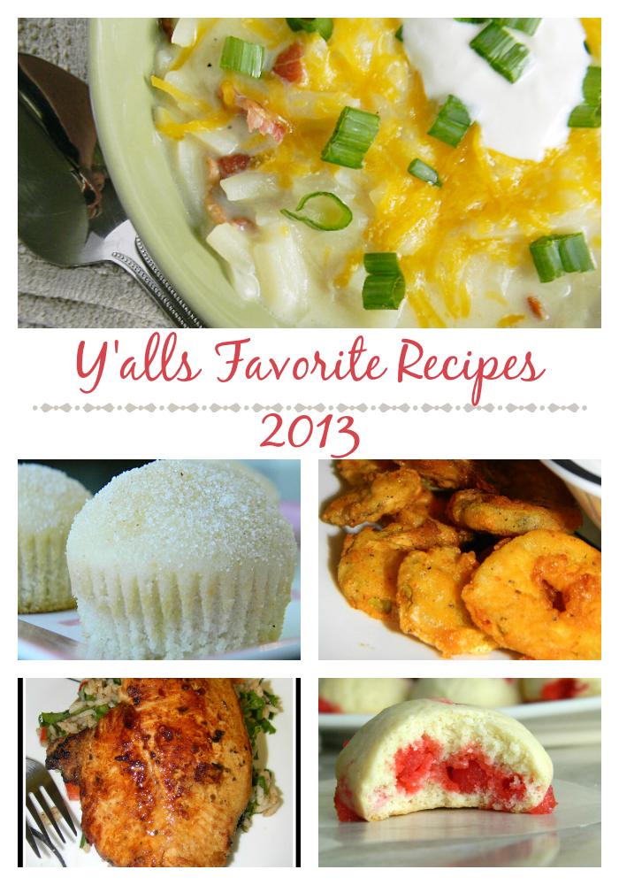 Reader Favorite Recipes 2013