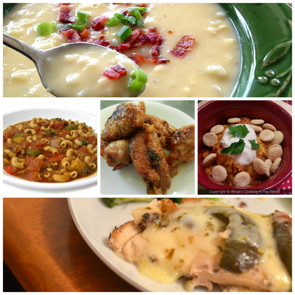 Wonderful Food Wednesday Features : CrockPot recipes