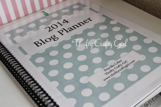 2014 Blog Printable | Thrifty Crafty Girl