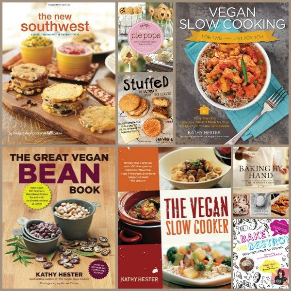 #AppetizerWeek Cookbooks Giveaway