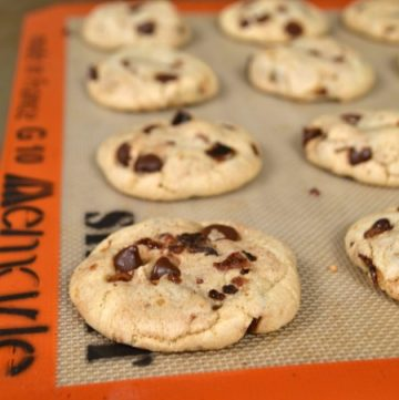 Candied Bacon Chocolate Chip Cookies | Mom's Test Kitchen