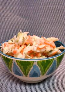 A Kitchen Hoor | Green Onion Coleslaw
