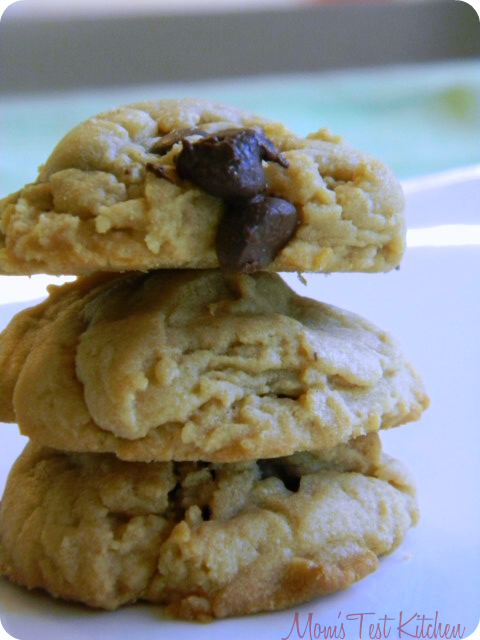 Peanut Butter Chocolate Chip Cookies | Mom's Test Kitchen