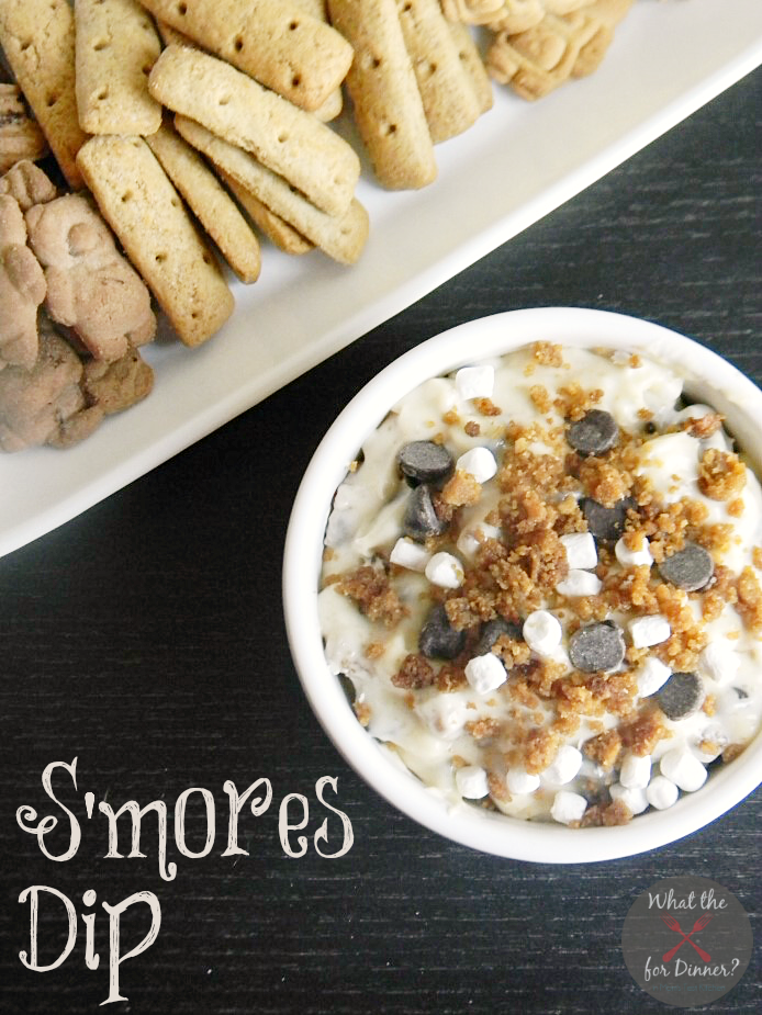 S'more Dip Recipe — Dishmaps