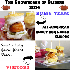 The Showdown of Sliders | MomsTestKitchen.com | #SuperMoments #cbias #ad