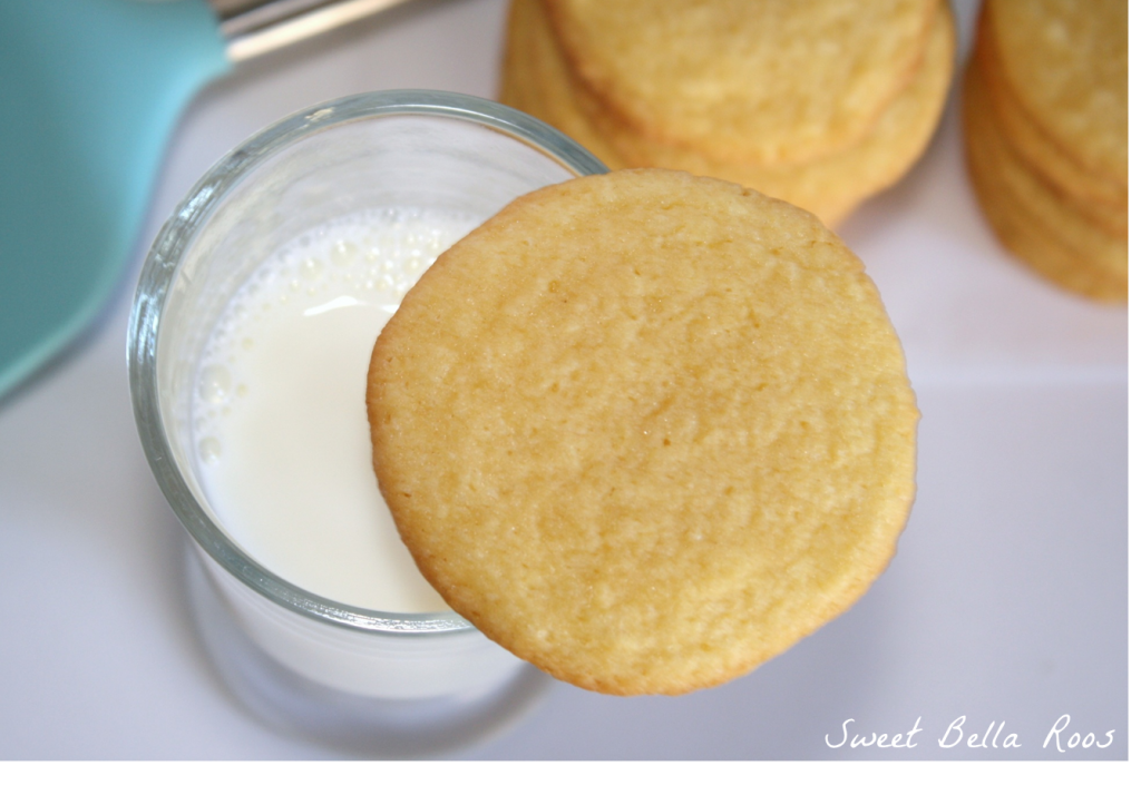 Very Vanilla Pudding Cookies