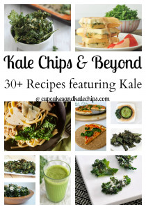 Kale Recipes Roundup