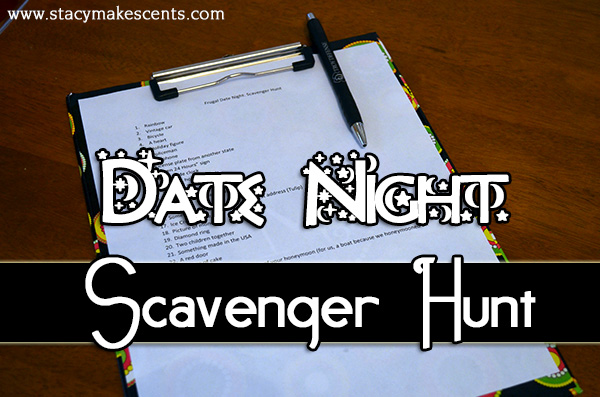 Frugal Date Night Scavenger Hunt   Stacy Makes Cents