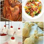 More than 65 EASTER DINNER IDEAS #easter