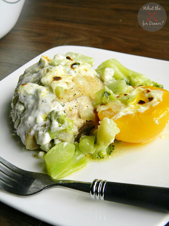 HaHa's Chicken Bake Recipe