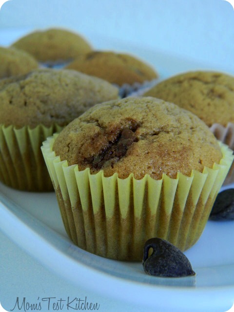 Nutella Monkey Muffins