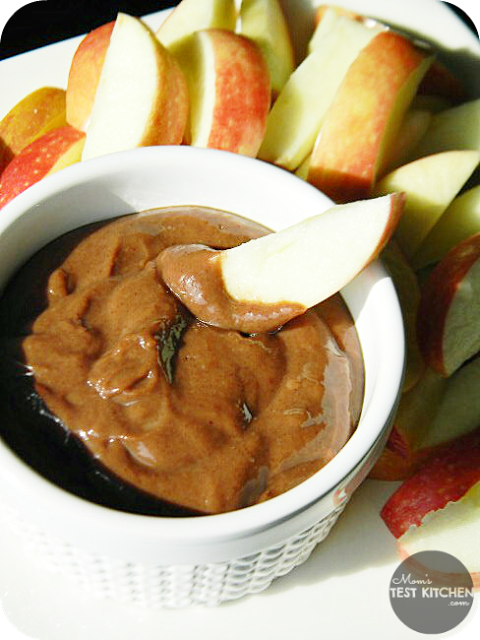 Nutella Yogurt Dip