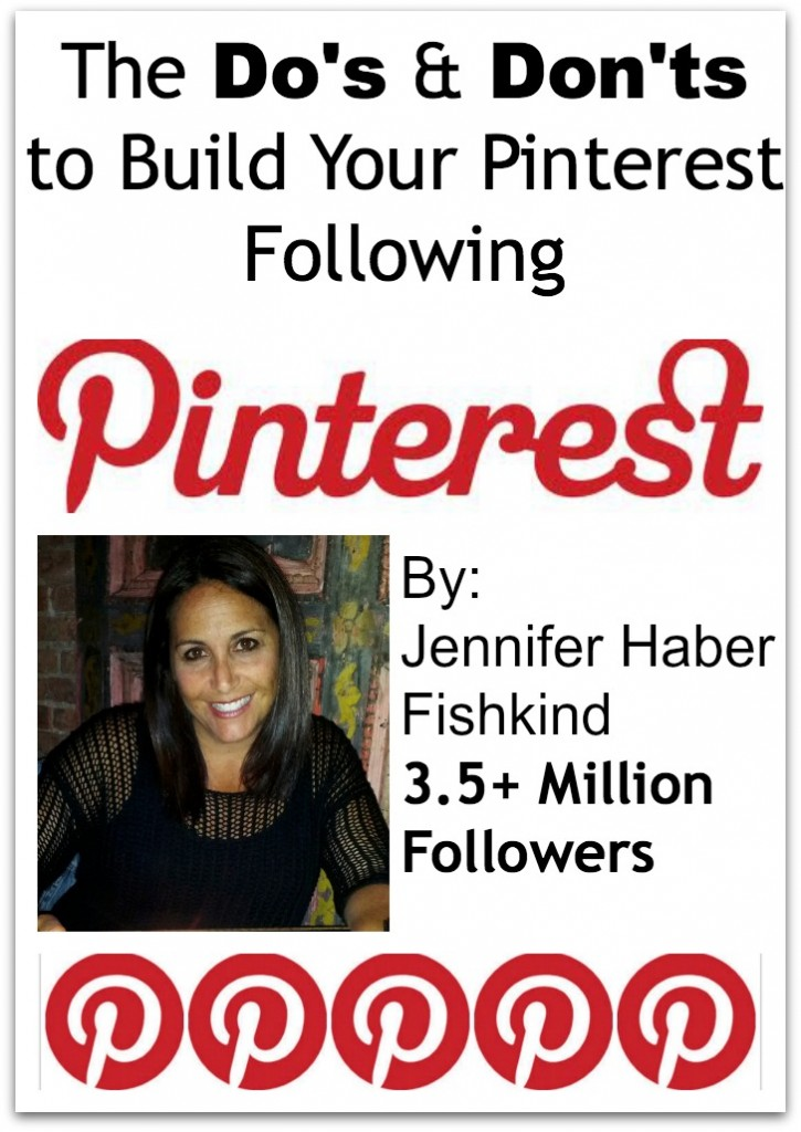 Increase Pinterest Following