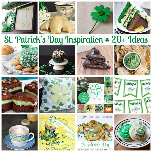 St. Patrick's Day Ideas