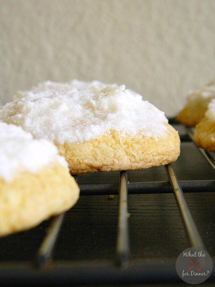 Italian Sweet Creme Glazed Lemon Cookies   MomsTestKitchen.com   #ExtraSweetCreamyCGC