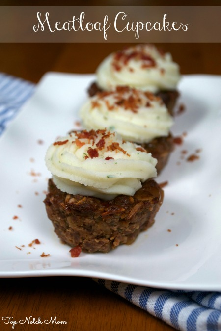 Meatloaf Cupcakes | www.momstestkitchen.com