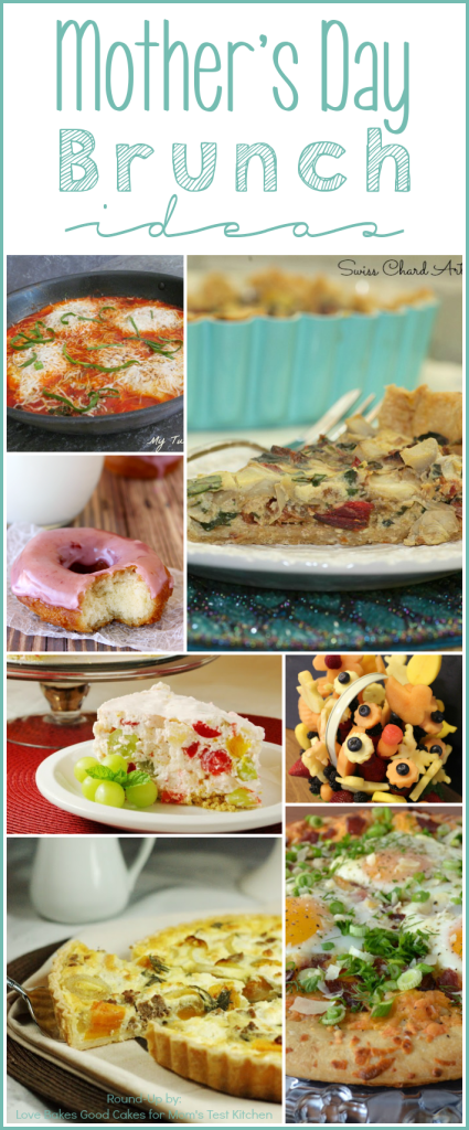 More than 45 Mother's Day Brunch Ideas!