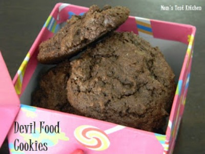 Devil Food Cookies