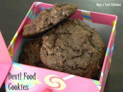 Devil Food Cookies