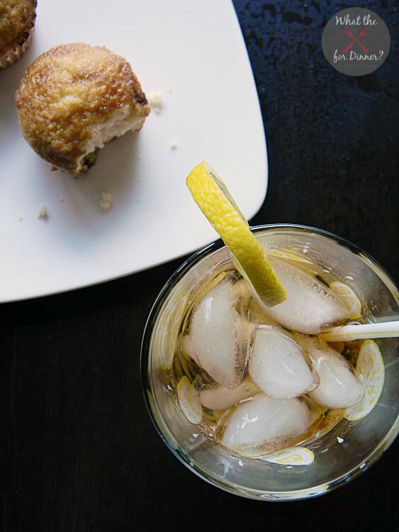 Apricot Lemon Muffins | MomsTestKitchen.com | #TEArifficPairs #ad
