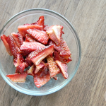 Homemade Strawberry Fruit Snacks | MomsTestKitchen.com