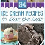 64 Ice Cream Recipes