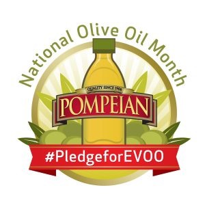 Pompeian Pledge Logo