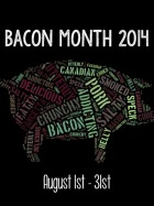 #BaconMonth 2014