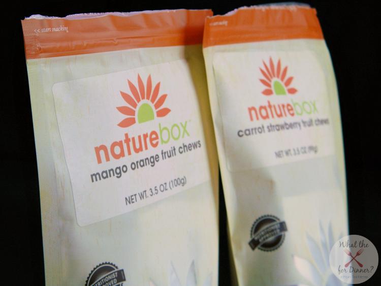 #natureboxsnacks #ad