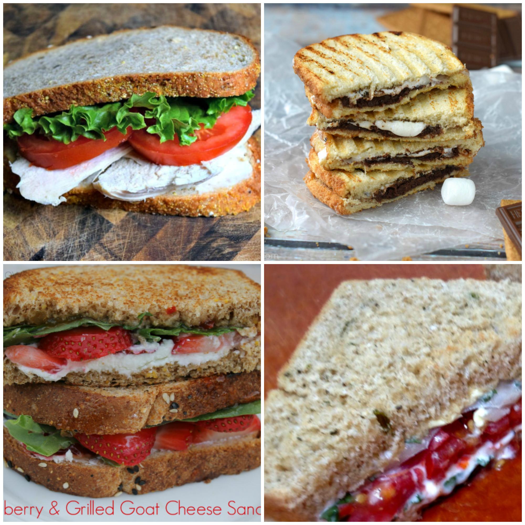 WCW Sandwich Features