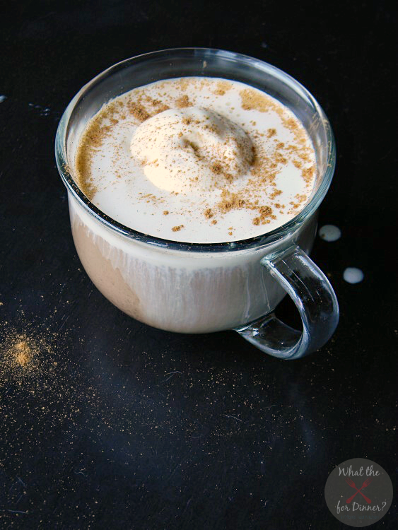 Easy Mexican Coffee | MomsTestKitchen.com | #CoffeeBuzz