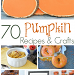 70 Pumpkin Recipes & Crafts | MomsTestKitchen.com