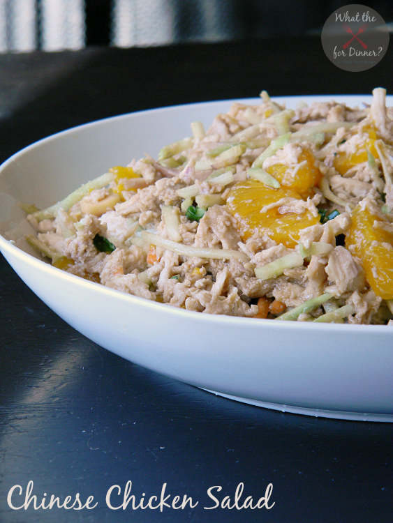 Chinese Chicken Salad   Mom's Test Kitchen